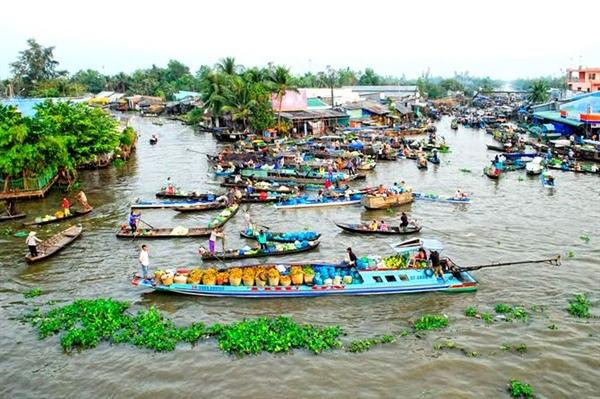 Hội chợ du lịch quốc tế Cần Thơ 2019: Kết nối đồng bằng sông Cửu Long với cả nước
